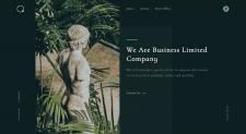 Сайт английской компании