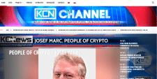 Новостной портал посвящённый криптовалютам