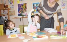 Лепка, занятия в детской студии