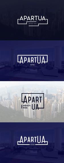 ApartUA. Logo
