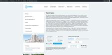 Корпоративный сайт на WordPress - Строй Инвест