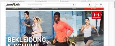 SEO продвижение сайта Jogging-Point.de