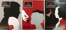 Плакаты из серии «Против Абортов»