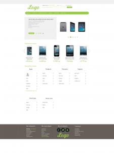 Интернет магазин мобильных устройств