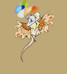 Дизайн персонажа:  мышесов