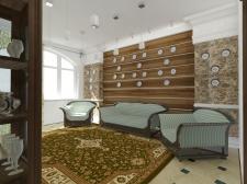 Реконструкция квартиры г. Киев ул.Златоустовская52