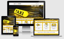 Сайт Яндекс.Такси в Днепре