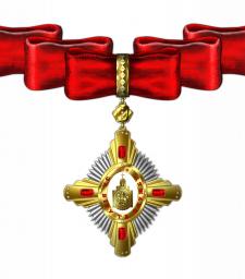 Дизайн Георгиевского креста