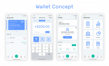 Wallet Application