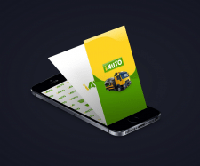 Обложки для мобильного приложения