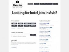 Hotel jobs in Asia - сайт для поиска сотрудников в