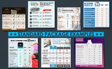 Amazon Product Comparison Chart Design