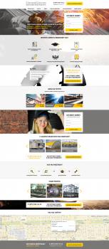 Element Decora (Landing page) - сварочные работы