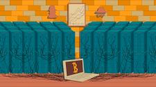 Новая локация в стиле игры Симулятор майнера (mob)