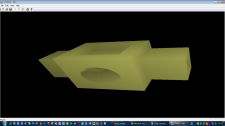 3D моделирование чертежа детали