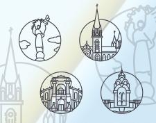Иконки городов