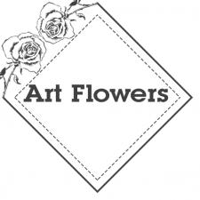 Логотип для цветочных магазинов. Пример 2