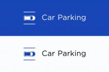 Логотип машины. Тема: парковка машин