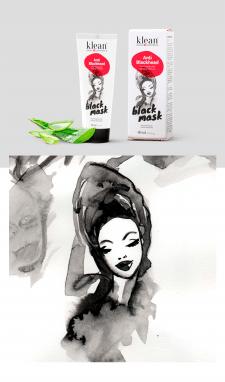 Иллюстрация для упаковки