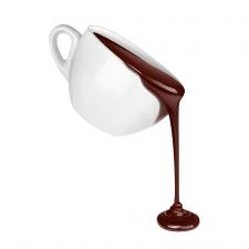 Чашка шоколада