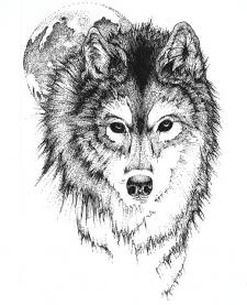 Ескіз для татуювання