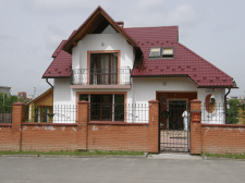 Приватний  будинок.