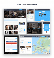 "Search Masters Platform ""Masters-Network"""