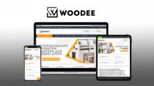 Интернет-магазин для WOODEE на OpenCart