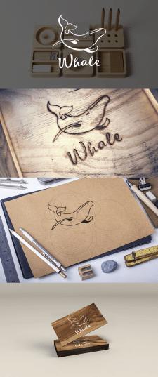 Логотип для Whale