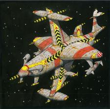 Shuttle Hornet