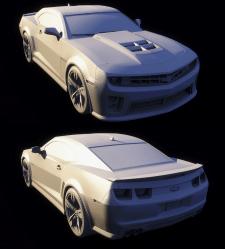Chevrolet Camaro ZL1 (2012)