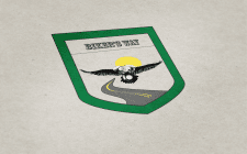 эмблема  для мотоциклистов
