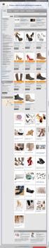 Интернет магазин обуви нестандартных размеров