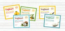 Етикетки для йогурта