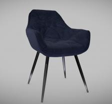 Моделирование мебели (покрутить в 3D по ссылке)