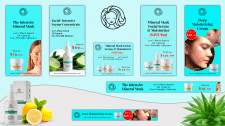 Баннеры для Google Ads (Healthyskincare)