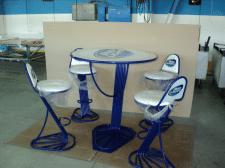 Барный комплект стол+стулья