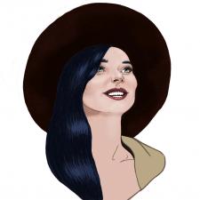 2D портрет