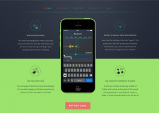 Rec App website