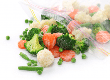 Замороженные фрукты, овощи, грибы – витамины кругл