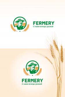 Логотип для магазина фермерских товаров