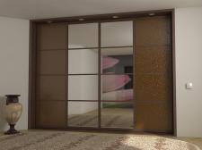 Візуалізація фасадів для шаф-купе