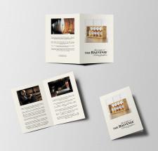 Буклет для дистрибьютора виски ТМ the Balvenie