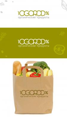 Вариант логотипа для торговой марки ''OGOROD''