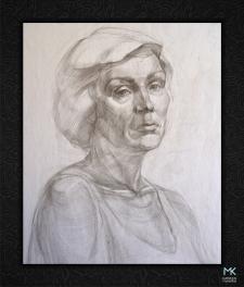 Портрет. Рисунок