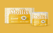 Разработка концепции дизайна упаковки Mollis #2