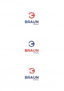 Логотип Braun customs