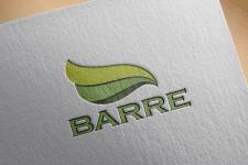 логотип натяжных потолков BARRE