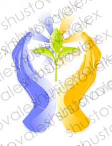 лого надежда