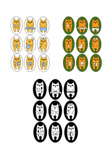 Пиктограмі для детского сада